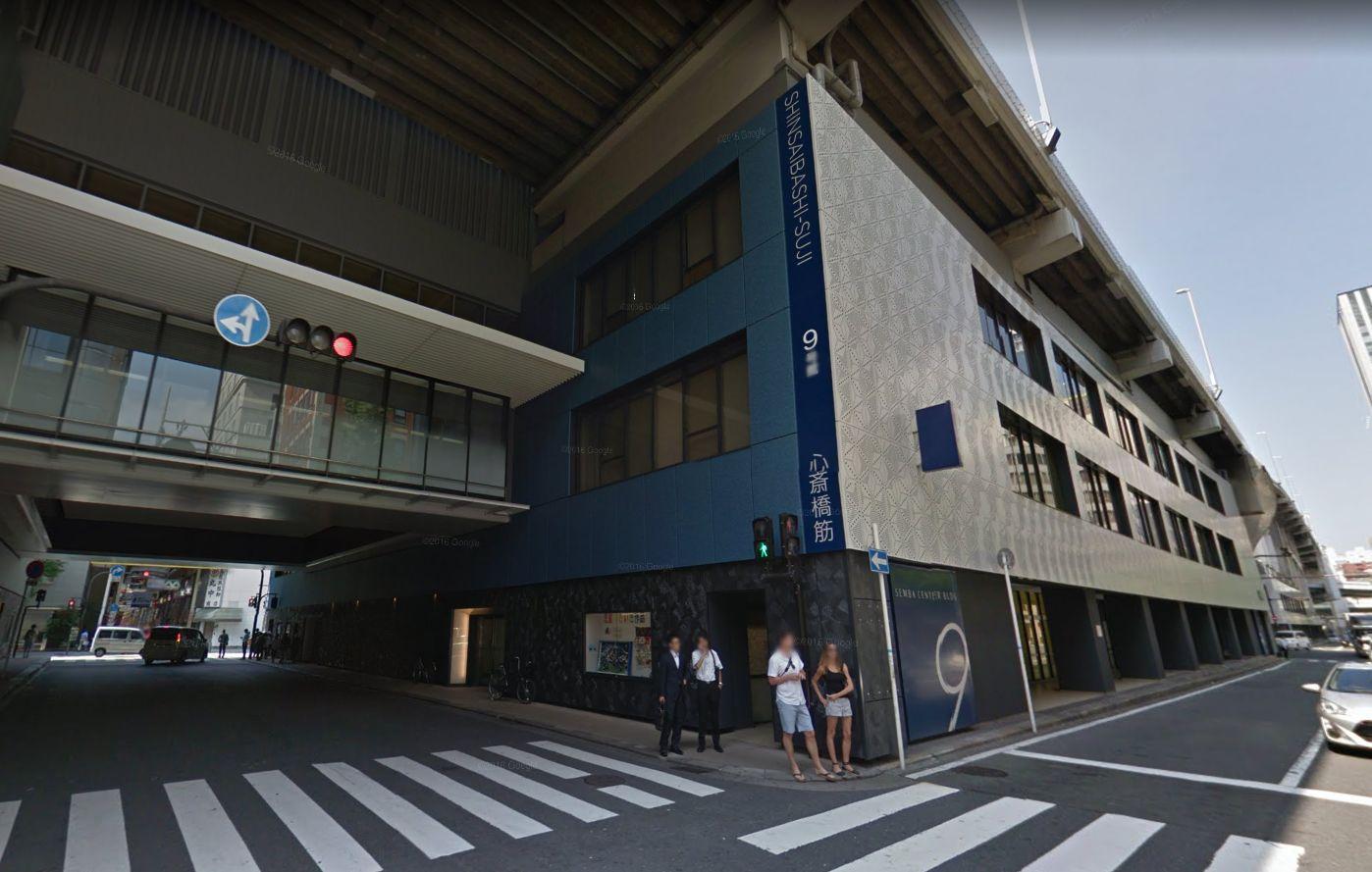 センタービル 船場