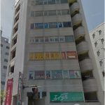 土佐堀通・谷町筋交差点の角地★1フロア1室貸店舗事務所