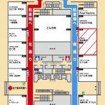 本町駅直結の飲食街35.33坪